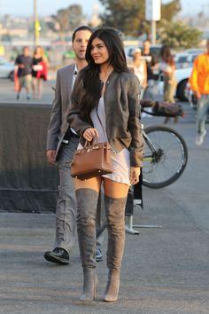 """prettymissy4u: """"Kylie Jenner - LA. ♥ """""""