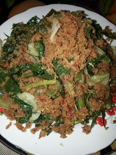 Urap, indonesian food