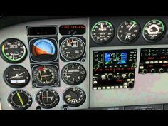 NDB Navigation - Part 2 - In this part, we demonstrate an instrument approach using an NDB as the primary navigation aid.