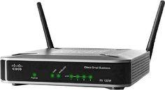 Cisco RV120W-E-G5 Настройка Wi-Fi роутера Cisco RV120W-E-G5