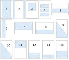 12x12 One Sheet Wonder = 14 cards * Tutorial and Samples
