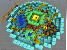 minecraft cell model