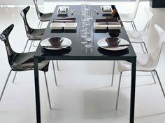 ... Tavoli Quadrati su Pinterest  Tavoli Da Pranzo Quadrati, Tavoli Da