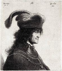 György Rákóczi (1593-1648) - Rembrandt van Rijn & Jan Gillisz van Vliet