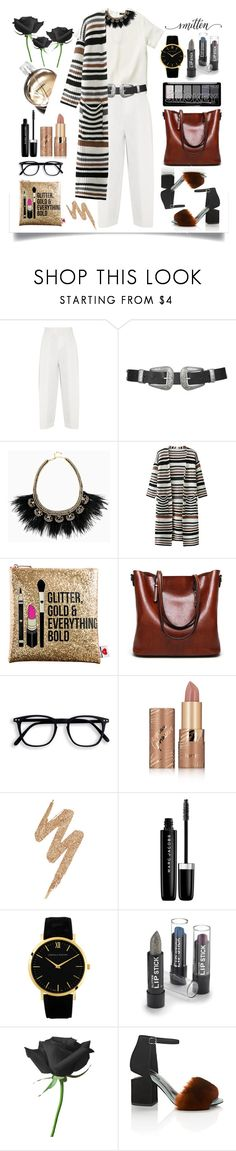 """""""27.11.16-2"""" by malenafashion27 ❤ liked on Polyvore featuring Bassike, Chloé, Topshop, Stella & Dot, Sephora Collection, tarte, Urban Decay, Chanel, Marc Jacobs and Alexander Wang"""