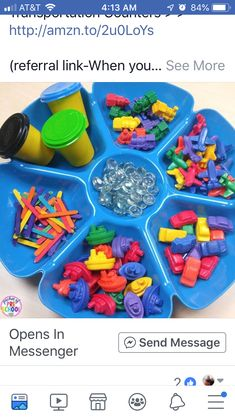Sensory Table, Play Dough, Trays, Cube, Transportation, Preschool, Messages, Kid Garden, Kindergarten