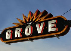 The Grove is an exciting community filled with fun and eccentric dining, shopping, art galleries and nightlife!