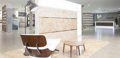 Argenta Cerámica #showroom #exposicion #welcome #bienvenido #ambiente #ceramica #porcelanico #tiles #norway #eames