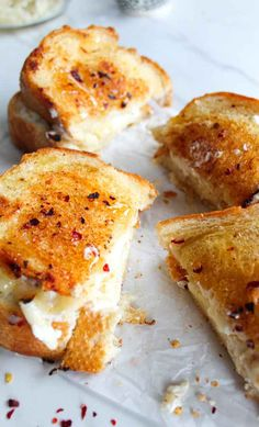 Best Grilled Cheese, Grilled Cheese Recipes, Grilled Cheeses, Soup Recipes, Cooking Recipes, Burger Recipes, Vegetarian Comfort Food, Vegetarian Recipes, Wrap Sandwiches