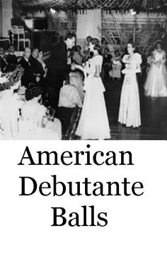 """A cotillion or débutante ball in the United States is a formal presentation of young ladies, débutantes, to """"polite society,"""" typically hosted by a charity or society. The ladies introduced can vary from the ages of 16 to 21 (younger ages are more typical of Southern regions, while older are more common place in the North) in some areas 15- and 16-year-olds are called """"junior débutantes.""""   https://en.wikipedia.org/wiki/Debutante"""