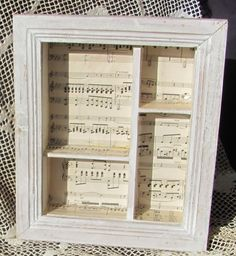 shadow box shrine idea
