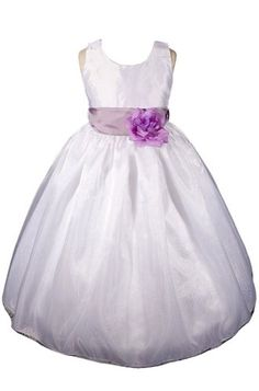 166 best lilac flower girl dresses images on pinterest lilac amj dresses inc whitelilac flower girl wedding dress adds everyday mightylinksfo