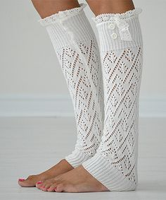 Off-White Darcy Leg Warmers