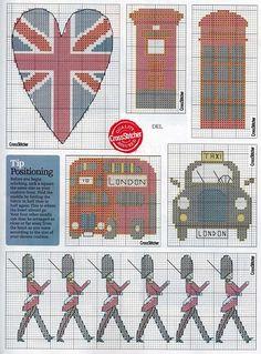 British Motifs 3/4