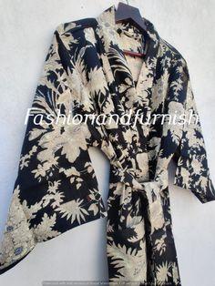 Kimono Dress, Kimono Jacket, Floral Kimono, Cotton Kimono, Cotton Fabric, Cotton Bag, Winter Kimono, Bridesmaid Robes, Bridesmaids