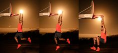 NBA All-Star Anthony Davis dunks, blocks and shoots the sun in this creative photo shoot with Dustin Snipes. I Love Basketball, Anthony Davis, Nba Stars, Creative Photos, All Star, Superstar, First Love, Photoshoot, Concert