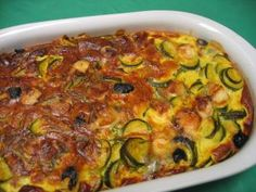 parmesan Plats Ramadan, Healthy Superbowl Snacks, Healthy Cooking, Starters, Zucchini, Cooker, Buffet, Curry, Food And Drink