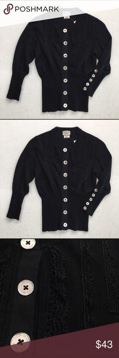 Karen Millen Snug 50's Style Sweater - XS Oh la la! Karen Millen Sweaters Cardigans