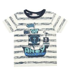 Boys pirate ship tee - Kids Clothing - Boots