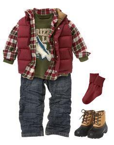 Boys Outfits, Cute Boys Outfits, Little Boys Outfits at Gymboree