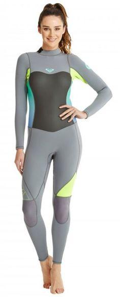 Roxy 3/2mm Women's SYNCRO Full Wetsuit | Wetsuit Wearhouse