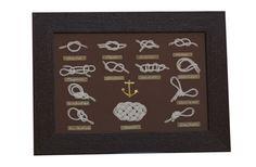 Handmade knots on a bordeaux velvet with a wengue wood frame.