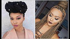 Braiding Hairstyles for Black Hair 2017
