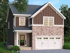 Eplans Traditional House Plan - Four Bedroom Traditional - 2303 Square Feet and 4 Bedrooms from Eplans - House Plan Code HWEPL66515