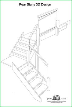 Sydney Cottage – Oak, Fusion and Glass Staircase Design