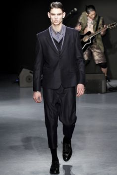 Miharayasuhiro | Fall 2012 Menswear Collection | Style.com