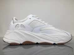 b8a29082f Adidas Yeezy Wave Runner 700 Triple White Real Boost for Sale5 New York  Fashion