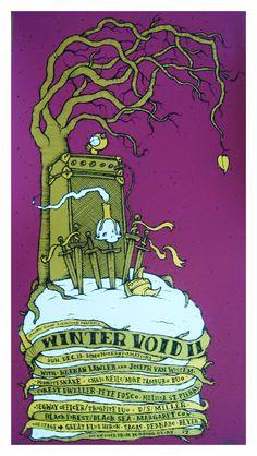 Winter Void II - by