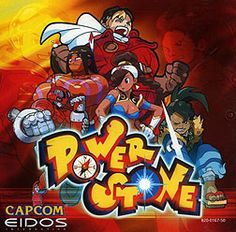 Power Stone    Dreamcast - 1999