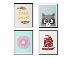 Free Nursery Wall Art