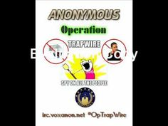 Anonymous - #OpTrapWire: Anonymous Email Owned by TrapWire's Cubic Corporation