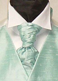 Potential look for groomsmen for a #Mint Theme wedding