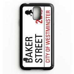 Baker Street 221B Sign Samsung Galaxy S5 Case