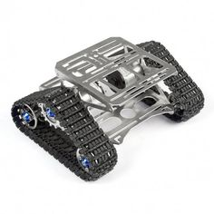 ALL Metal Robot Tracks Development Platform FPV for Arduino 3D Printing, Arduino, Robotics | Sainsmart