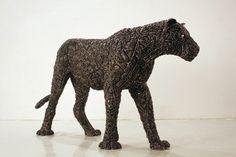 Enclose-Black Leopard