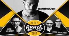 ARADE MUSIC FEST no Centro de Congressos do Arade em Lagoa! | Algarlife