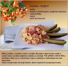 Recept, s ktorým sa na 5 rokov rozlúčite s chorobami - Báječné recepty Pasta Salad, Ethnic Recipes, Food, Crab Pasta Salad, Essen, Meals, Yemek, Eten