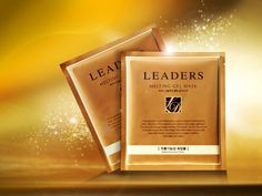 """Melting Gel Mask Leaders Insolution (1 sheet) by Leaders Insolution. $3.00. *Promotion Period: Leave us a customer review after your purchase and we will send you an extra mask sheet for FREE!*. *FREE shipping*. Leaders Insolution Melting Gel Mask (1 sheet) Size : 35g   A new generation super-hydrating face mask for instantly moisturized skin brand.  Restore youthful suppleness and radiance with a single application.  This advanced hydro-gel therapy redefines """"fr..."""