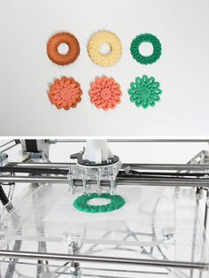 Christmas Cookies | 10 3D-Printed Foods