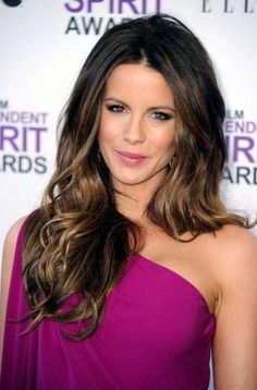 Redhead actresses are red-hot, blonde actresses have more fun, but there are plenty beautiful brunette actresses making their mark in Hollywood, too. See the photos. #examinercom