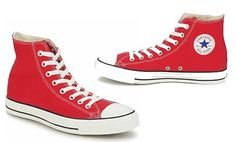 I want some RED high top cons!!