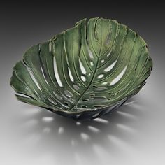 Large Palm Leaf Bowl | Keller, Jeremy 01 by Pennsylvania Guild of Craftsmen, via Flickr