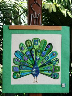 'The Peacock' | I had the idea for this project whilst I was… | Flickr