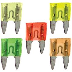 ATM Mini Fuses, 25 pk (30 Amps) - DB LINK - ATM30A