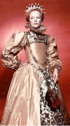 Tudor - Queen Elisabeth I. - Glenda Jackson