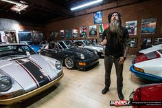 MAGNUS WALKER'S EPIC PORSCHE GARAGE & COLLECTION   SuperFly Autos